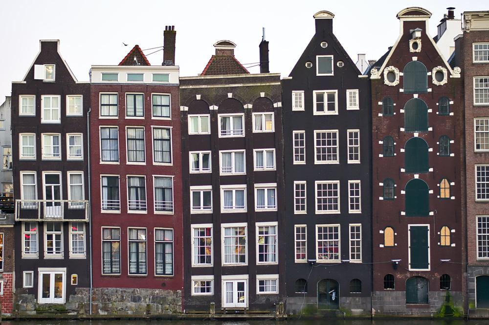 een dagje naar Amsterdam